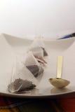 作为袋子的抗高血压药阿拉伯人资助使用的木槿医学玫瑰解痉碱苏丹人茶传统 图库摄影