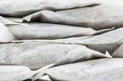 作为袋子的抗高血压药阿拉伯人资助使用的木槿医学玫瑰解痉碱苏丹人茶传统 免版税库存图片