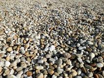 作为装饰外部公园的石头 库存照片