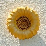 作为装饰的向日葵 免版税库存照片