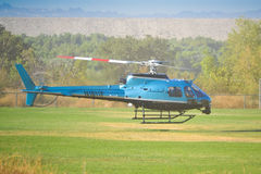 作为350个B2的Eurocopter 免版税库存图片