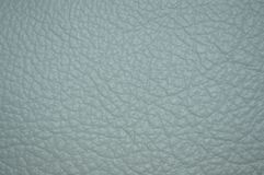 作为backgroundin的白色美好的皮革纹理 免版税库存图片