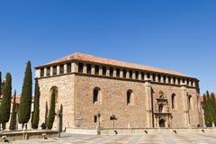 作为convento de由于las萨拉曼卡 免版税库存照片