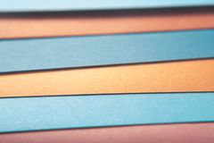 作图纸分层堆积多色纹理的纤维 免版税库存图片