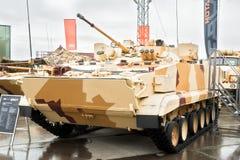 作战勘测车辆BRM-3K 免版税库存照片
