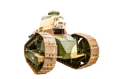 作战第一个坦克战争世界 库存图片