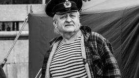 作战钢节日, 3世纪公园,圣彼德堡, 02可以2018年 库存照片