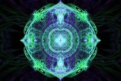 作梦想催眠墙纸摘要分数维背景的音乐不可思议的催眠状态 皇族释放例证