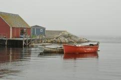 佩吉的小海湾 库存照片