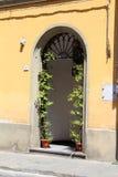佩夏,意大利城市视图  库存图片