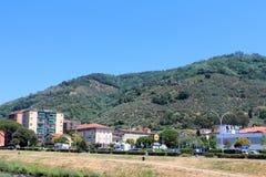 佩夏,意大利城市视图  免版税库存图片