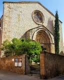 佩拉拉达教会 免版税库存照片