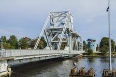 佩格瑟斯桥梁 免版税库存图片