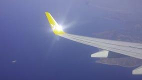 佩格瑟斯飞行 免版税库存图片