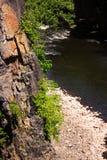 佩特森瀑布 库存照片
