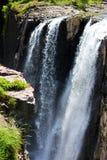 佩特森瀑布 库存图片