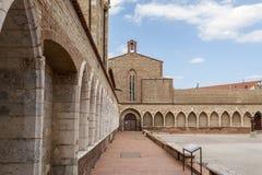 佩皮尼昂, Occitanie,法国 免版税库存图片