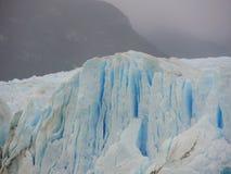 佩里托莫雷诺冰川在阿根廷。 免版税库存图片