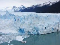 佩里托莫雷诺冰川- El Cafalate,阿根廷 免版税库存图片
