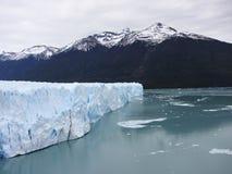 佩里托莫雷诺冰川- El Cafalate,阿根廷 免版税图库摄影