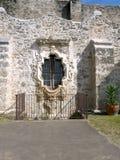 使命圣何塞`在圣安东尼奥使命全国历史公园,得克萨斯 免版税库存照片