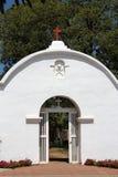 使命圣路易斯Rey公墓 免版税库存图片