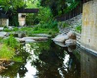 使命小河圣路易斯-奥比斯保 免版税库存照片