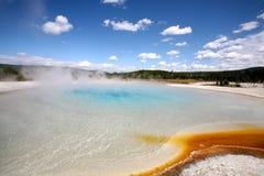 使国家公园石头黄色环境美化 免版税库存图片