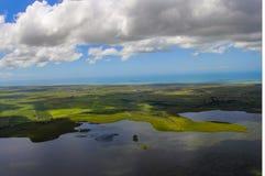 使天堂,美妙的海滩,大约Arraial的海滩靠岸做Cabo,里约热内卢,巴西南美状态  免版税库存图片