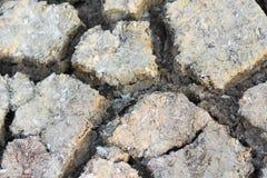使死水泥、泥背景和背景靠岸 库存照片