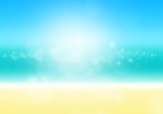 使海岸塞浦路斯地中海沙子石头夏天海浪靠岸 免版税图库摄影