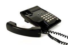 使用电话的人 免版税库存照片