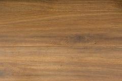 使用的木书桌板条作为背景 库存照片