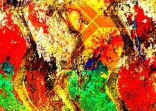 使用的艺术背景互联网可能的项目 免版税库存图片