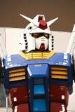 使用`准备好球员一`电影  大型Gundam 免版税库存图片