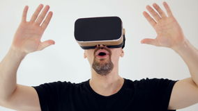 使用3D玻璃是方式获得乐趣 影视素材