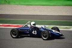 1960年使节Mk1惯例小辈汽车 库存图片