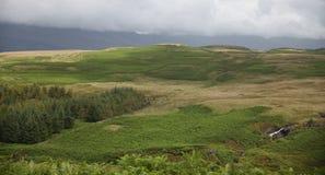 使苏格兰环境美化 图库摄影