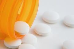 使通用规定服麻醉剂 免版税库存照片