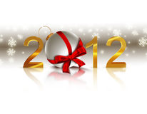 例证新年度 库存图片