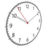 例证时间 免版税库存照片