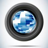 例证照相机照片 免版税库存照片
