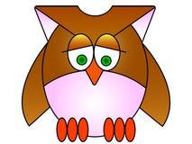 例证猫头鹰向量 库存照片