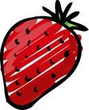 例证草莓 库存图片