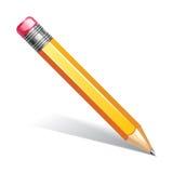 例证铅笔向量 皇族释放例证