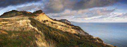 侏罗纪海岸 库存照片