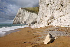 侏罗纪海岸 库存图片
