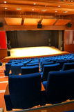供以座位剧院 库存图片