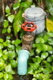 供水 免版税库存图片