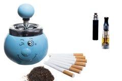 供选择的香烟 库存图片